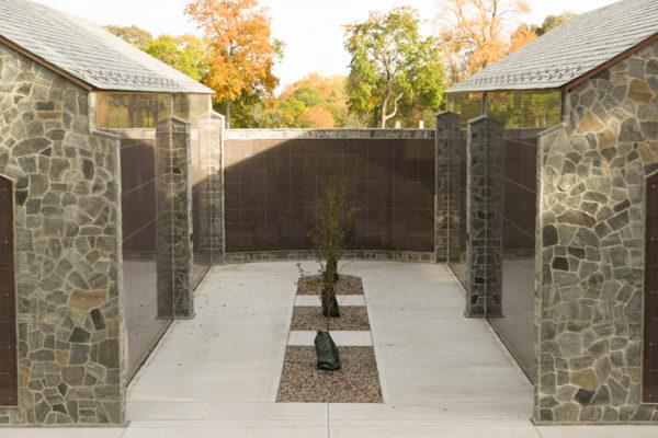 Garden Mausoleum Front
